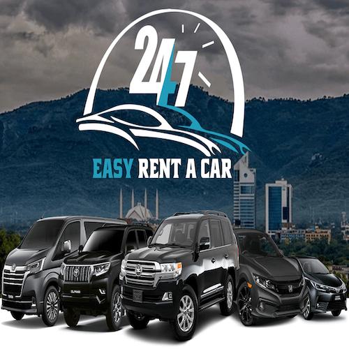 Easy Rent A Car Islamabad Rawalpindi
