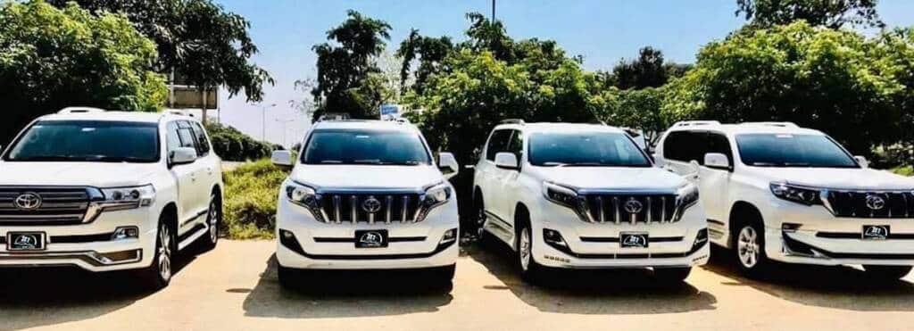 Prado For Rent In Islamabad | Easy Rent A Car Islamabad Rawalpindi