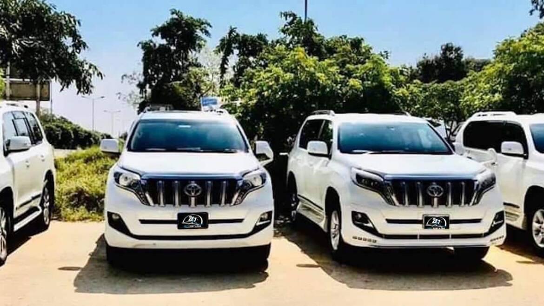 Rent A Car In Rawalpindi