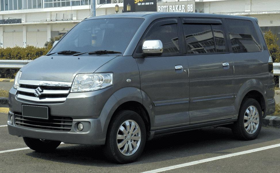 Suzuki APV For Rent In Islamabad